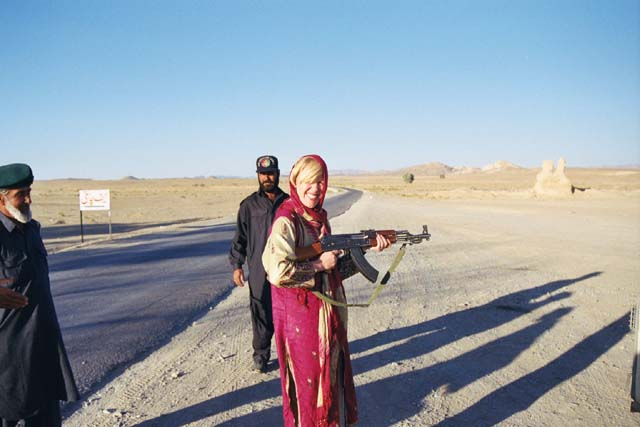 November 16th 1999 Dalbandin to Zahedan